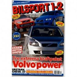 Bilsport nr 1  2005