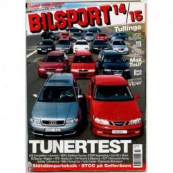 Bilsport nr 14  2003