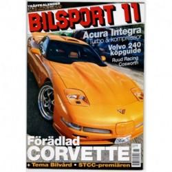Bilsport nr 11  2003