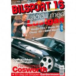Bilsport nr 16  2002