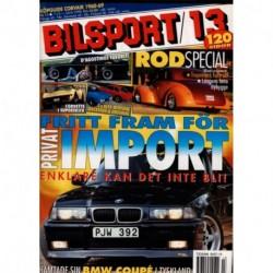 Bilsport nr 13  1998