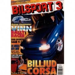Bilsport nr 3  1998