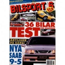 Bilsport nr 6  1997