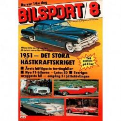 Bilsport nr 8  1979