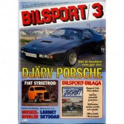 Bilsport nr 3  1988