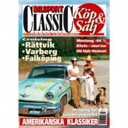Bilsport Classic nr 10  2002