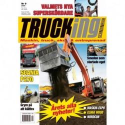 Trucking Scandinavia nr 9  2005
