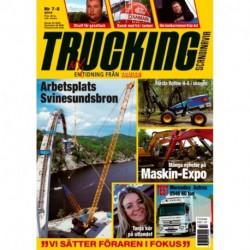 Trucking Scandinavia nr 7  2004