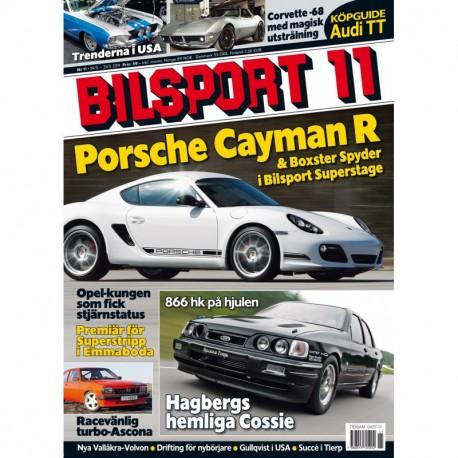 Bilsport nr 11 2011