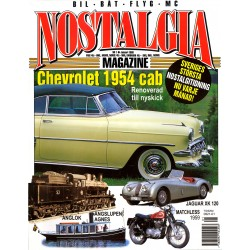 Nostalgia Magazine nr 1  1998