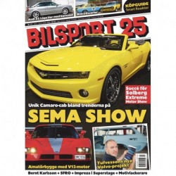 Bilsport nr 25 2009