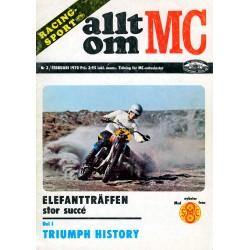 Allt om MC nr 2  1970