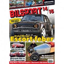Bilsport nr 14 2009