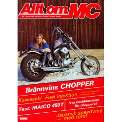 Allt om MC nr 3  1980