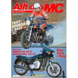 Allt om MC nr 5  1982