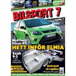 Bilsport nr 7 2009