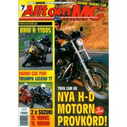 Allt om MC nr 7  1998