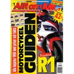 Allt om MC nr 1  1998