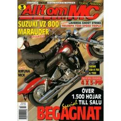 Allt om MC nr 3  1997
