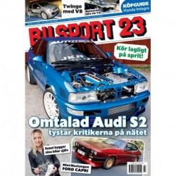 Bilsport nr 23 2008