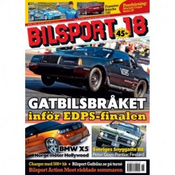 Bilsport nr 18 2007