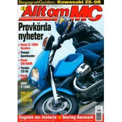 Allt om MC nr 2  2003