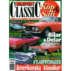 Bilsport Classic nr 9  1999