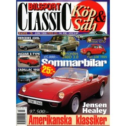 Bilsport Classic nr 3  1999