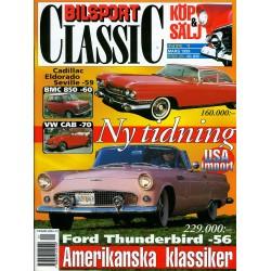 Bilsport Classic nr 1  1999