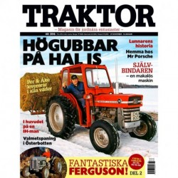 Traktor nr 8 2016