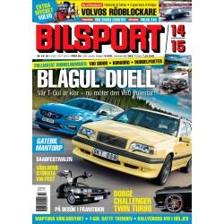 Bilsport nr 14 2015