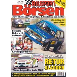 Bilsport Börsen nr 11 2009
