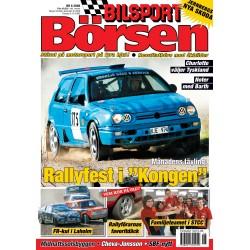 Bilsport Börsen nr 6 2008