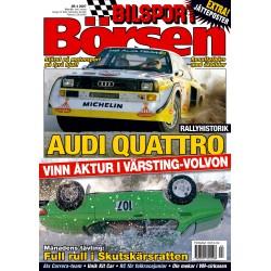 Bilsport Börsen nr 4 2007