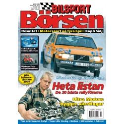 Bilsport Börsen nr 2 2006