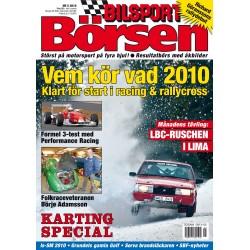 Bilsport Börsen nr 5 2010