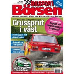 Bilsport Börsen nr 8 2010