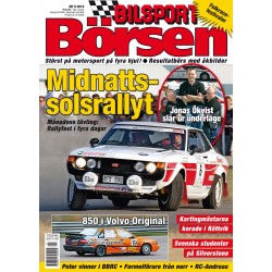 Bilsport Börsen nr 9 2010