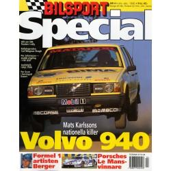 Bilsport Special nr 4  1996