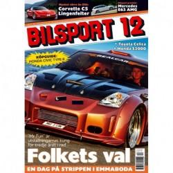 Bilsport nr 12 2006