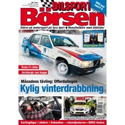 Bilsport Börsen nr 3 2011