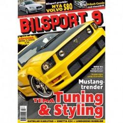 Bilsport nr 9 2006