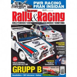 Bilsport Rally & Racing nr 4 2017