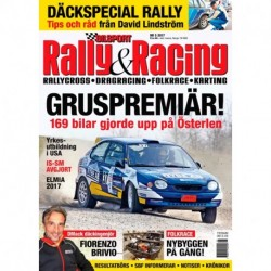 Bilsport Rally & Racing nr 5 2017
