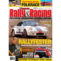 Bilsport Rally & Racing nr 9 2017