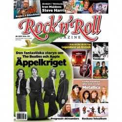 Rock'n'Roll Magazine nr 6 2017