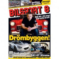 Bilsport nr 8 2010