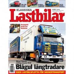 Klassiska Lastbilar nr 8 2017