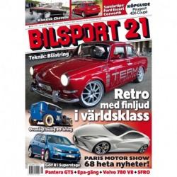 Bilsport nr 21 2010