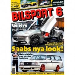 Bilsport nr 6 2011